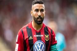 İranlı futbolcudan İsveç'te büyük başarı