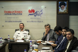 Iran traffic police chief visits MNA HQ
