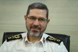 بازدید سردار مهری از خبرگزاری مهر