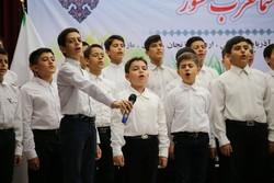 اردوی آموزشی استعداد های قرآنی شمالغرب کشور