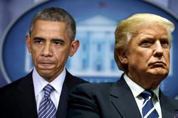 Trump - Obama