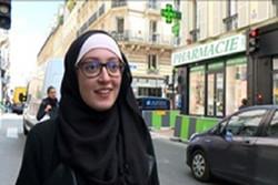 حجاب سخنگوی یکی از اتحادیه های دانشجویی فرانسه بحث برانگیز شد