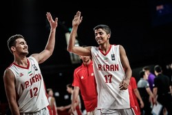 Iran downs Japan at FIBA U18 Asian C'ships