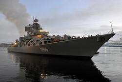 عبور ناوهای روسیه از مجاورت آبهای فرانسه و انگلیس