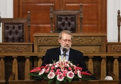 Sanctions can help boost economy: Larijani