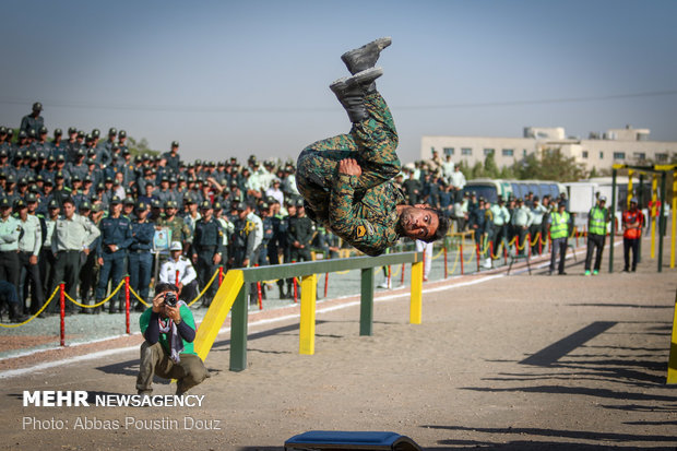 Nat. police skills competitions
