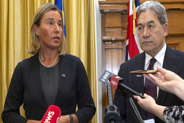 EU does its best to keep Iran benefiting from JCPOA: Mogherini