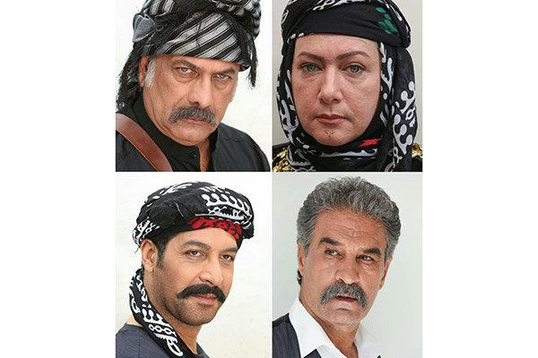 سریال «تک سواران» کلید خورد/ روزهای آغازین جنگ در مرزها