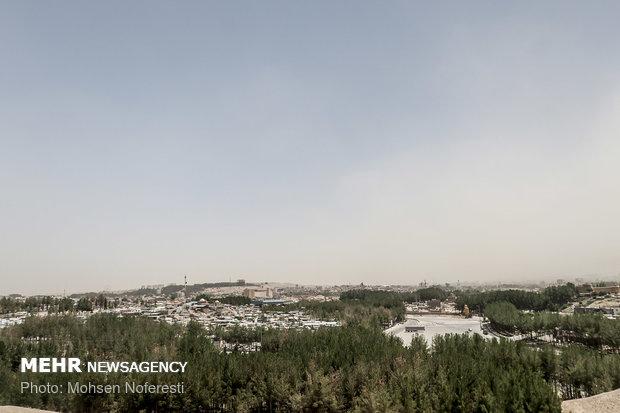 خراسان جنوبی در چنگال ریزگردها