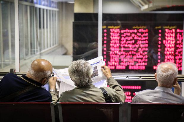 آمار معاملات بورس در ١٨٩روز کاری