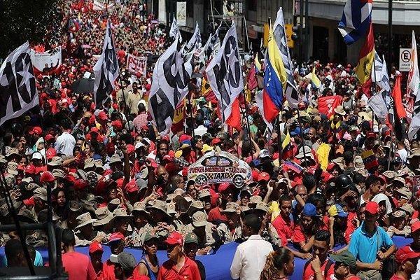 رئيس برلمان فنزويلا يعلن استعداده لتولي الرئاسة بالقوة ومادورو يصف إعلانه بالاستعراضي