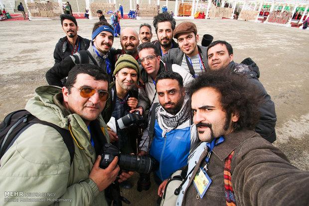 ذكريات مصور صحفي بمناسبة يوم الصحفي في ايران