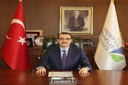 Turkey's energy minister