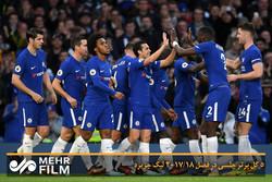 ۵ گل برتر چلسی در فصل ۲۰۱۷/۱۸ لیگ جزیره