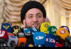 Iraq's Ammar Hakim urges support for Iran in face of U.S. sanctions