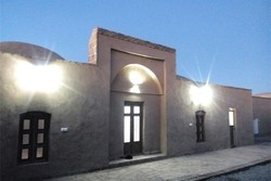 Lut Desert's World Heritage base renovated