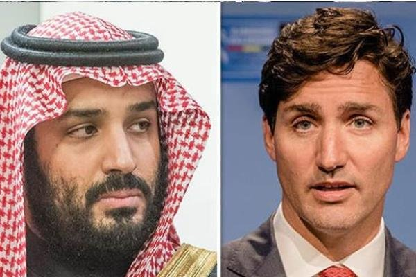 Trudeau, Unlike Trump, Wants to End Saudi Arms Deals