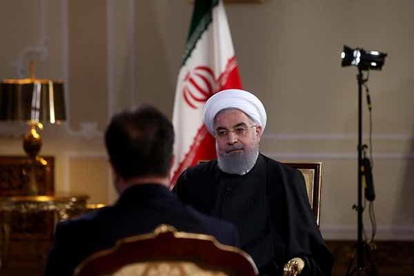 صدر حسن روحانی قزاقستان پہنچ گئے
