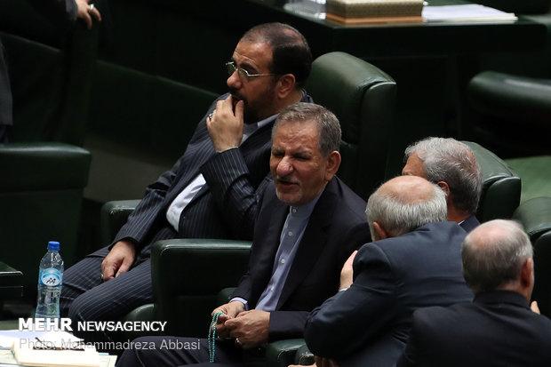 Labor minister impeachment