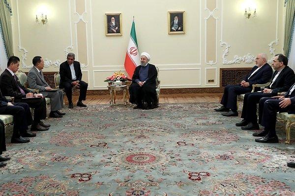 Iran favors full peace, security in Korean Peninsula
