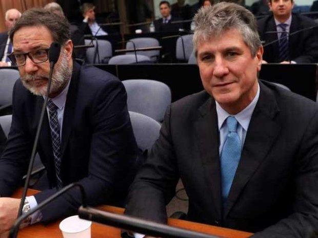 ارجنٹینا کے سابق نائب صدر کو 5 سال اور 10 ماہ قید کی سزا