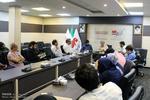 نشست نقد و بررسی دفتر شعر «ملاحظات» سروده امیدمهدی نژاد در خبرگزاری مهر