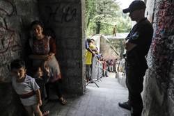 حضور پناهجویان در بوسنی