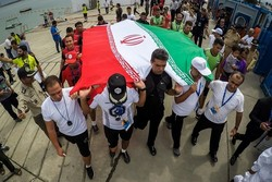 Iran finishes 1st at Intl. Army Games Depth Competition