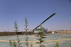 ۴ نفر در پی حریق آشیانه در فرودگاه امام(ره) مصدوم شدند