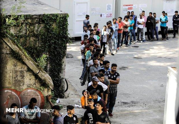 مہاجرین کے تبادلے پر اٹلی اور جرمنی کے درمیان شدید اختلاف