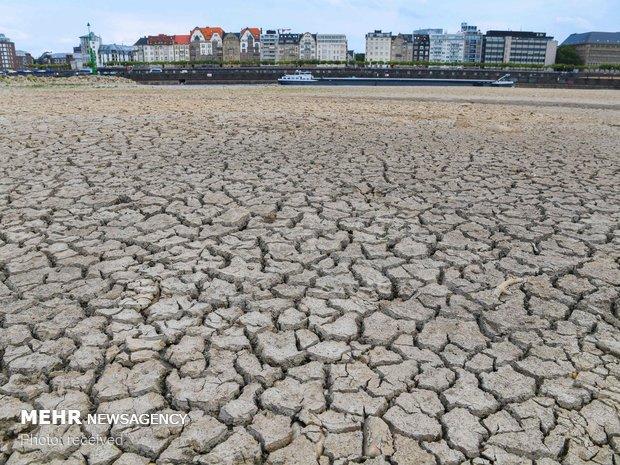 ادامه موج گرما در اروپا