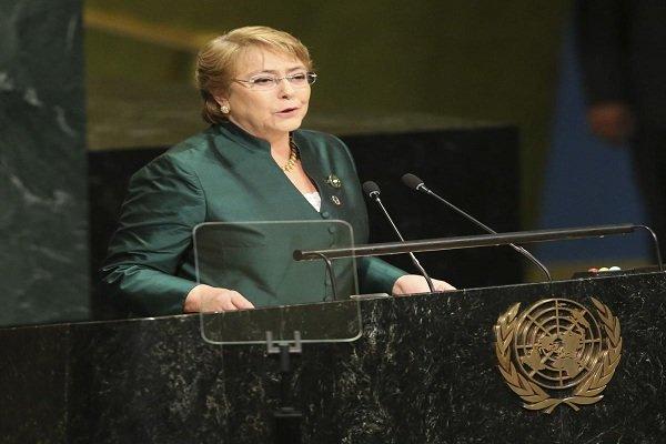Israeli annexation plan illegal: UN rights chief