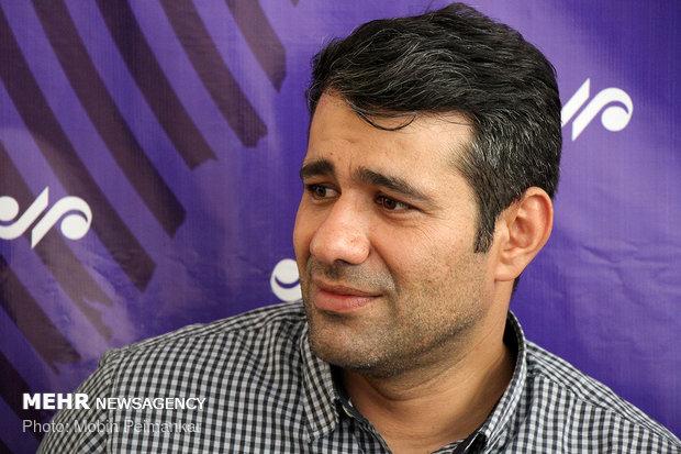 بازدید مدیران استانی از دفتر خبرگزاری مهر کردستان