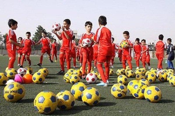 فعالیت مدارس فوتبال استان بوشهر همچنان تعطیل است