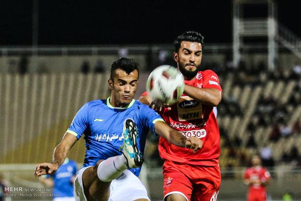 فريق برسبوليس الإيراني يتوقف في مباراته مع استقلال خوزستان بتعادل