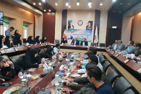 خبرنگاران استان قزوین سرانجام صاحب خانه آخرت شدند