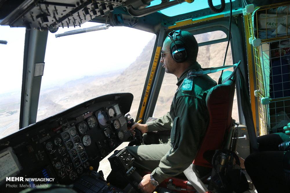 سالروز تاسیس اورژانس هوایی قم