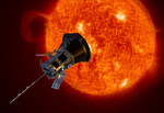 کاوشگر «پارکر» به خورشید نزدیک تر می شود