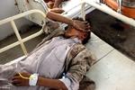 حمله توپخانه ای و موشکی رژیم سعودی به غیرنظامیان یمنی در رازح