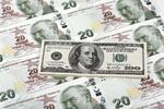 لیر ترکیه در برابر دلار