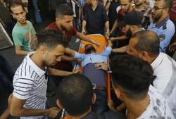 غزہ میں اسرائیلی بمباری کے نتیجے میں 3 فلسطینی شہید اور 307 زخمی