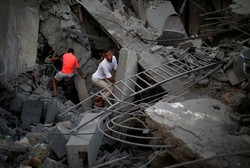 غزہ پر اسرائیل کے فضائی حملے میں ایک فلسطینی شہید اور 8 زخمی