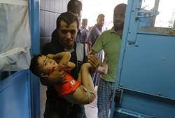 اسرائیلی فوج کی فائرنگ سے 2 فلسطینی نوجوان شہید