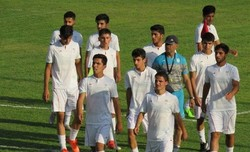 Iran U23 football team