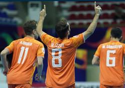 صعود تیم فوتسال مس به فینال جام باشگاههای آسیا