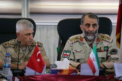 Turkey ready to increase military coop. with Iran