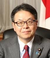 Japan's Trade Minister Hiroshige Seko