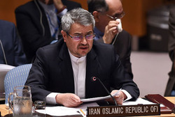 Iranian diplomat: U.S. punishing world for respecting UN resolution endorsing nuclear deal