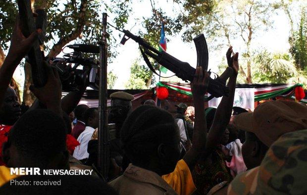 وقوع درگیری میان نظامیان سودان جنوبی و مخالفان