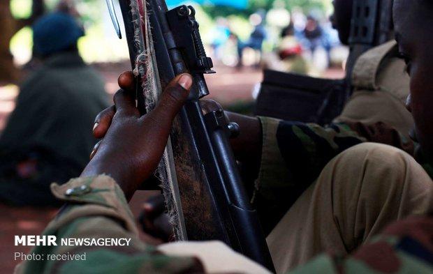 کودکان سرباز سودان جنوبی